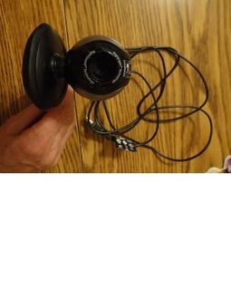 Logitech Webcam with USB plug