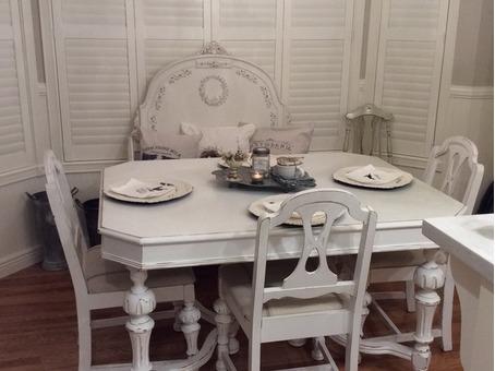 Vintage dining set