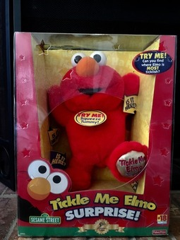 Elmo  dolls